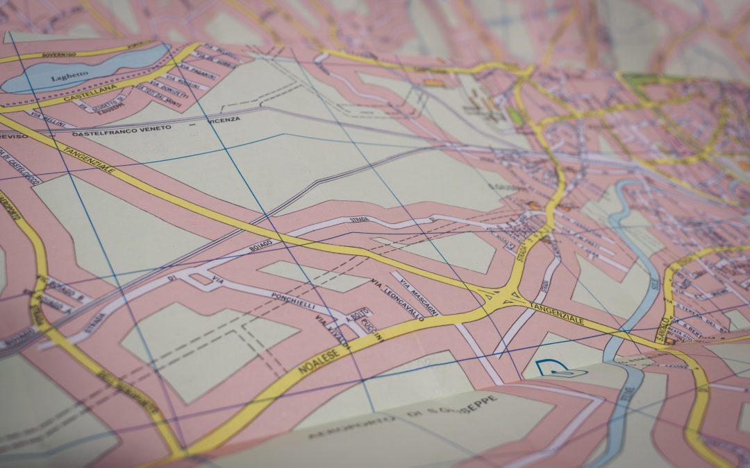 Geometrie dei territori, etica e nuova economia