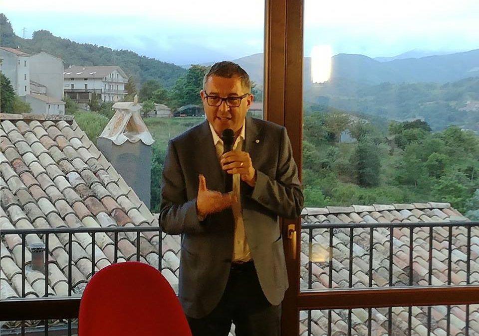 Genius Faber intervista Lino Gentile, Sindaco di Castel del Giudice
