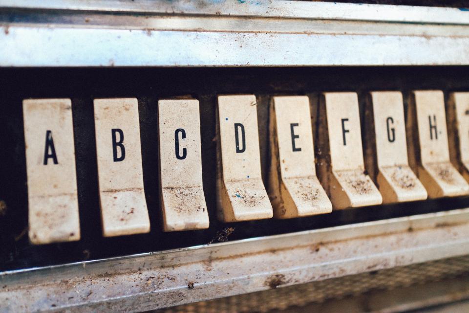 Alfabeto del futuro