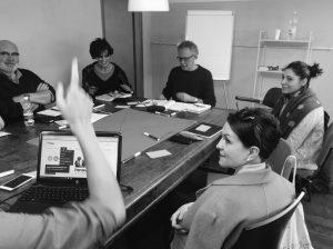Vita da Genius - Gruppo di lavoro